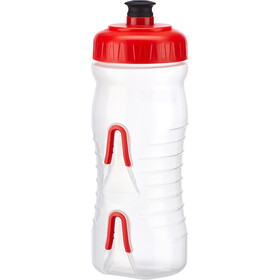 Fabric Cageless Gourde 600ml, red